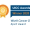 MAHAK Wins UICC's World Cancer Day Spirit Award